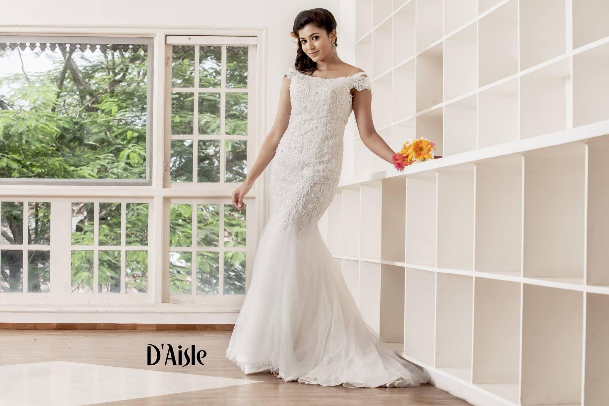 Trumpet Gown | D\'Aisle Bridals