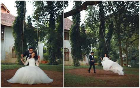 ONLINE CUSTOMISATION OF WEDDING DRESS